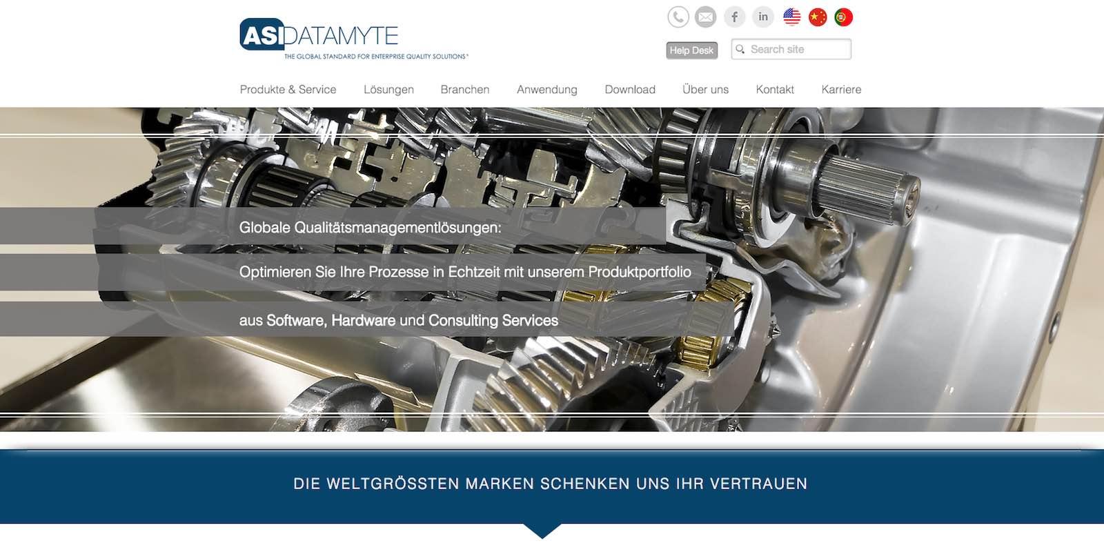 Individuelle Programmierung Ihrer Homepage.